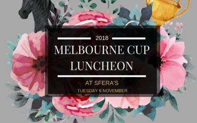 Melbourne Cup at Sferas