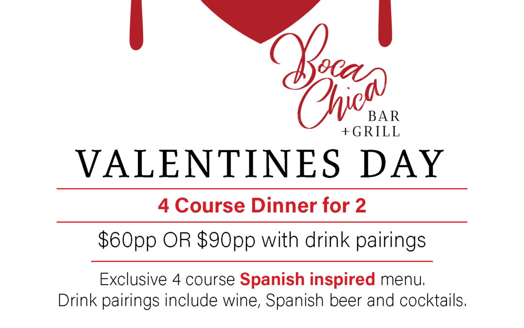 Valentines Days at Boca Chica!