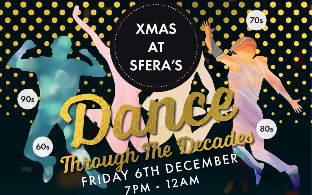 Dance Through The Decades Christmas Show