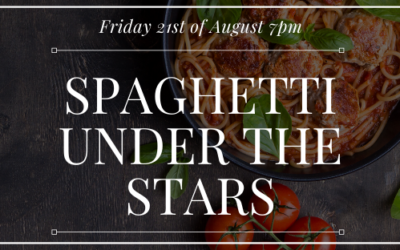Spaghetti Under the Stars