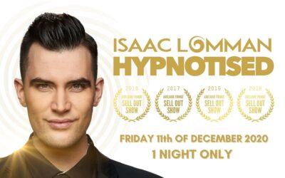 Isaac Lomman Christmas Show