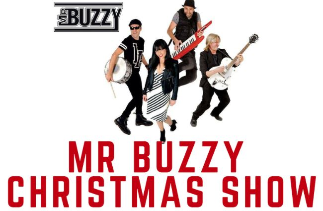 Mr Buzzy – Christmas 2019