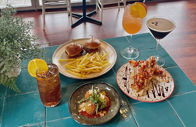 Paradiso Cafe is open… Exciting New Menu coming October 13th